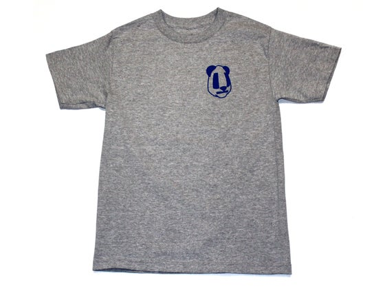 Image of Flagship Panda (Heather Grey/Royal)