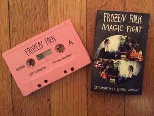Image of Frozen Folk/Magic Fight EP
