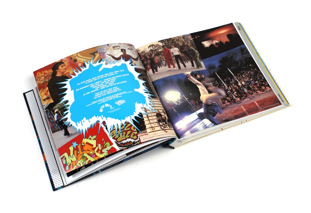 Image of Kenny Dope - The Wild Style Breakbeats