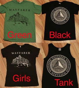 Image of Wayfarer Shirts