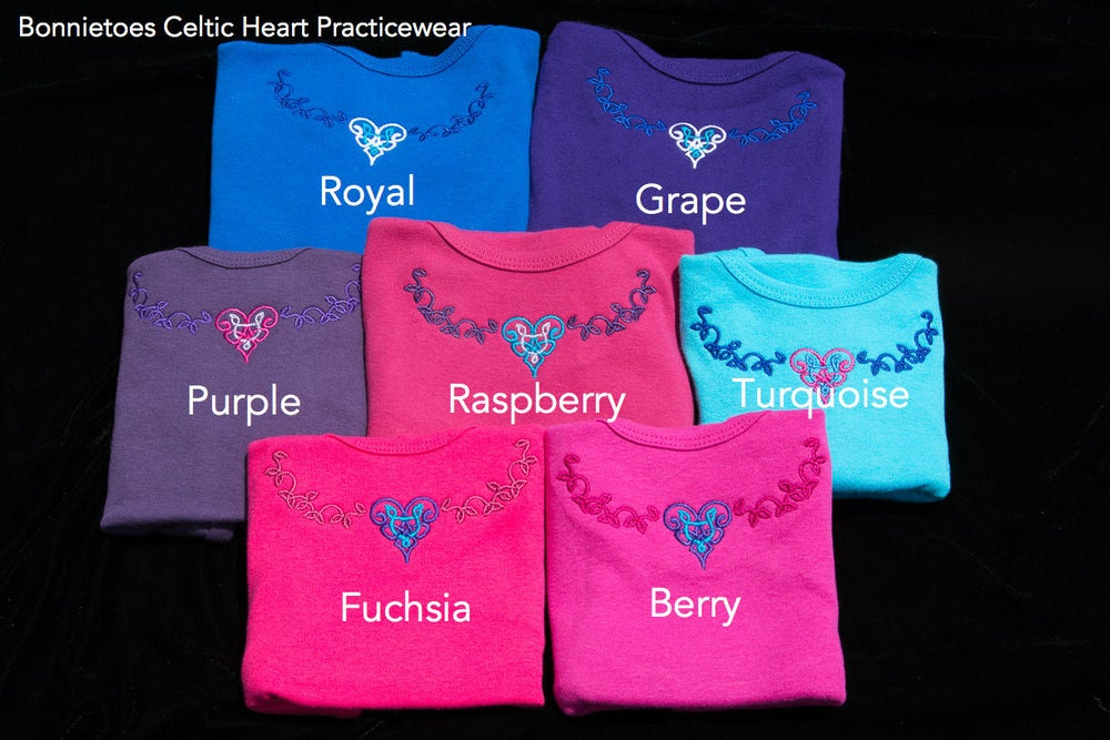 Image of Celtic Heart Practicewear