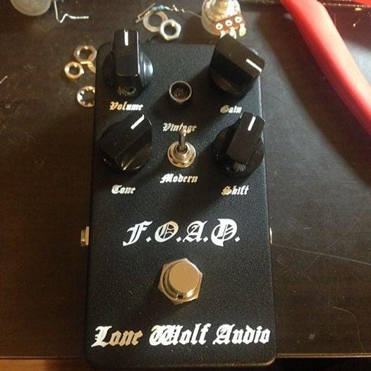 Image of F.O.A.D. pre order