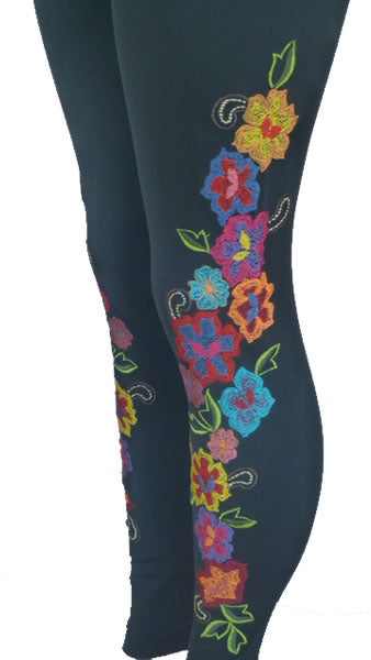 Image of Black Primavera leggings FW3285BK