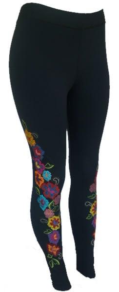 Black Primavera leggings FW3285BK