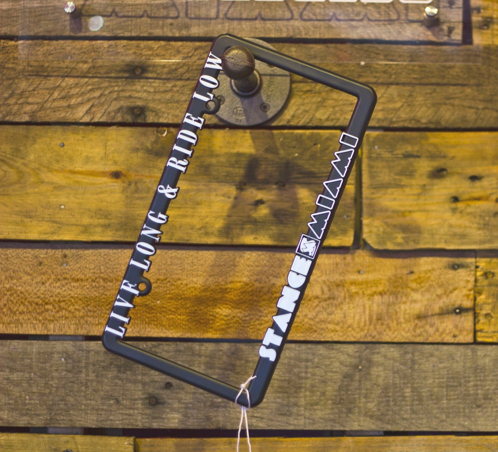 Image of Plate Frame