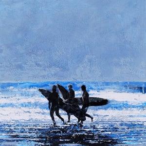 Image of Atlantic Surfers