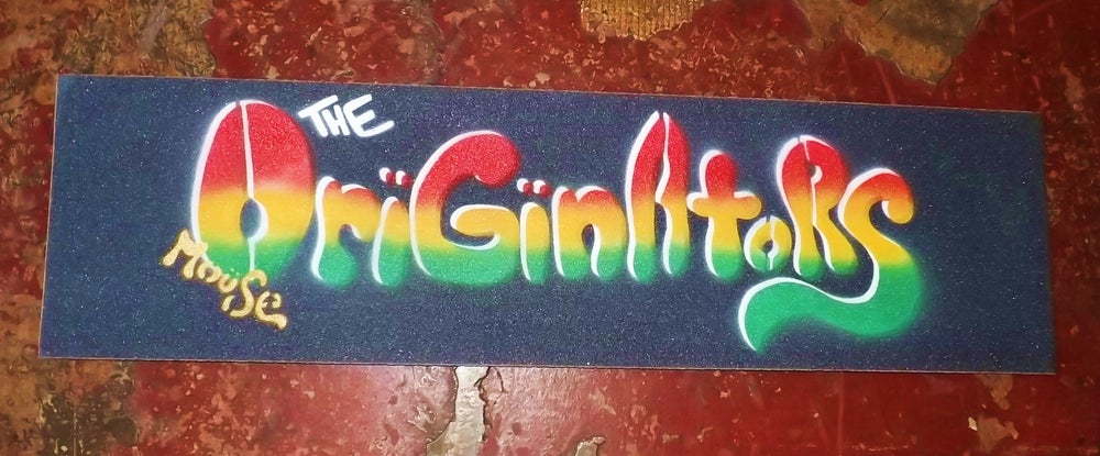 Image of MOUSE GRIPTAPE COLLAB
