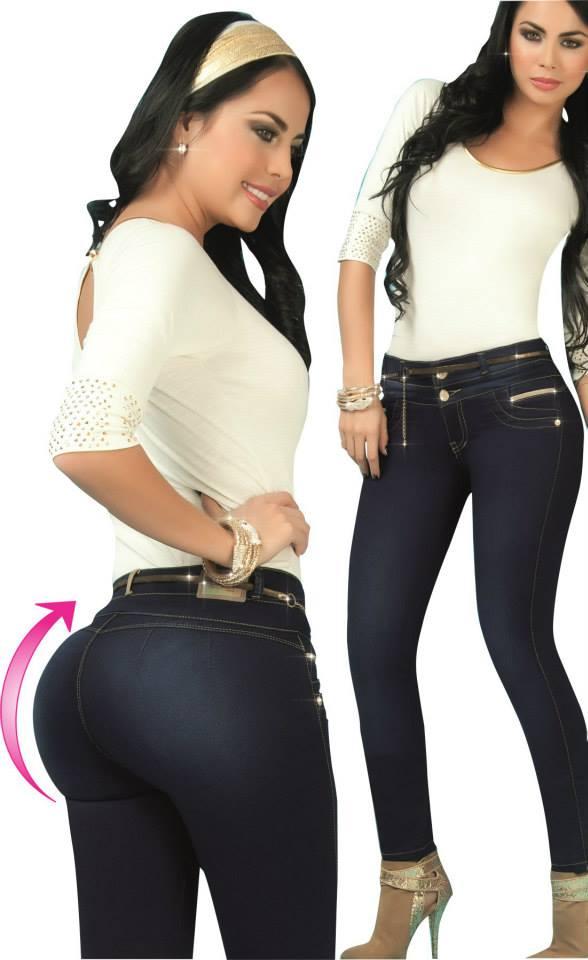 41b3163a05b Loila Heart s Curves — Colombian Butt Lift Jeans Nicolle