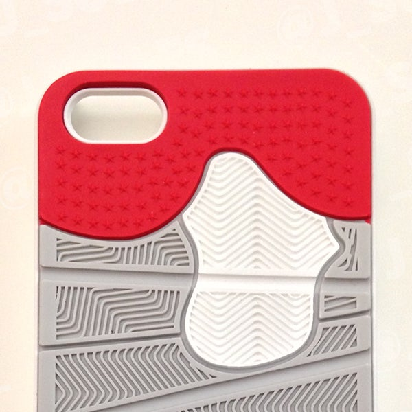 Image of A4 Bred Sneaker Case for iPhone 5/5s