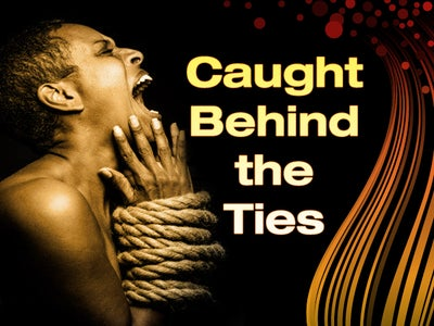 Image of Caught Behind the Ties (DVD)
