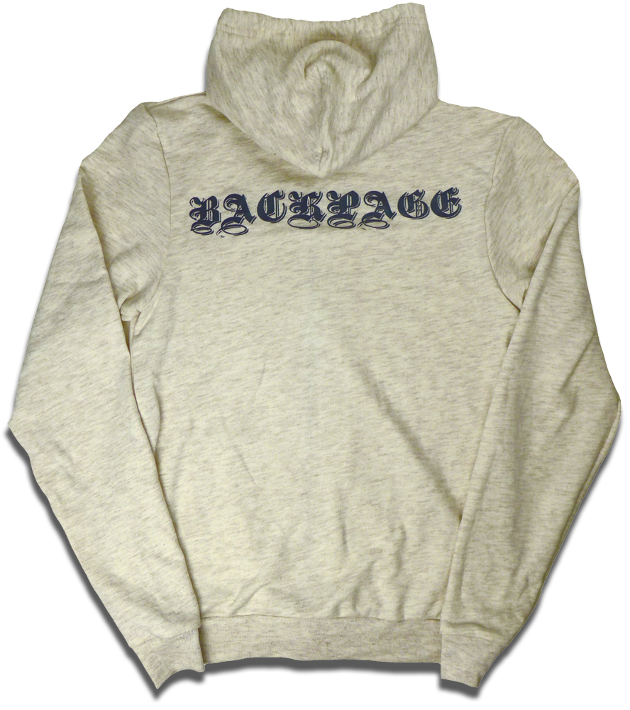 "Image of ""The Non-Threatening Hoodie"" by Backpage Press"