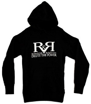 Image of Black Hoodies R&R