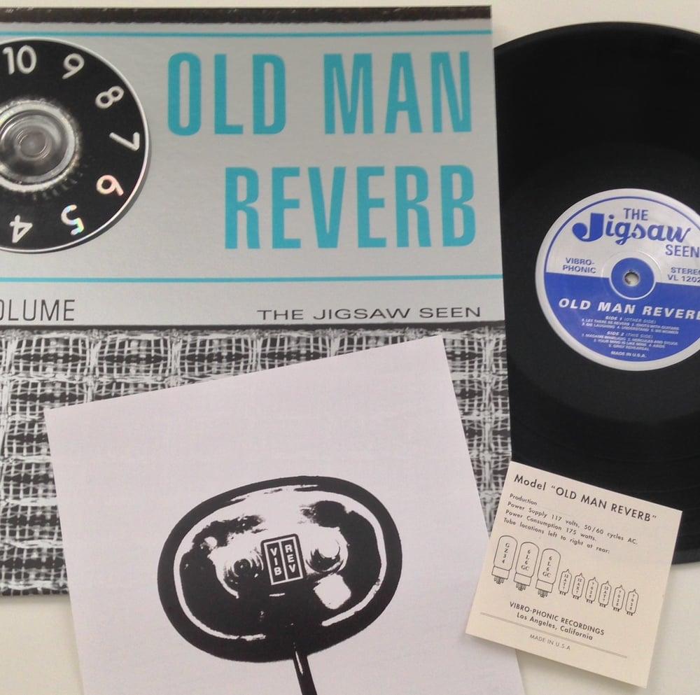 "Image of ""Old Man Reverb"" LP + CD"