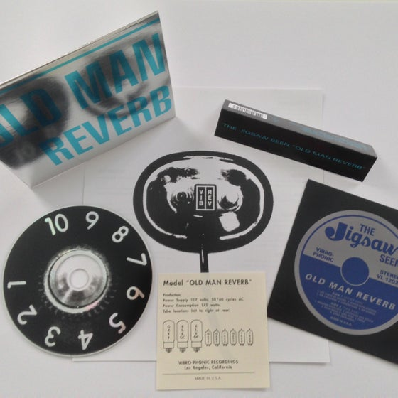"Image of ""Old Man Reverb"" CD"