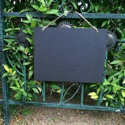 Frameless Chalkboard (40cm X 30cm)