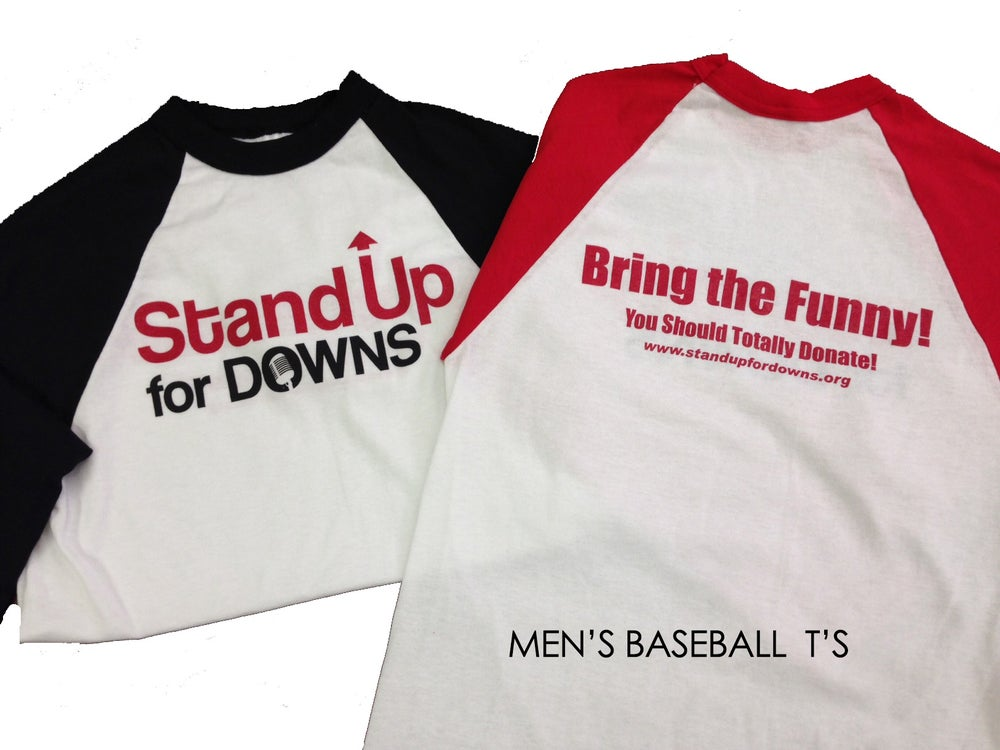 Image of Mens Baseball T-shirt's