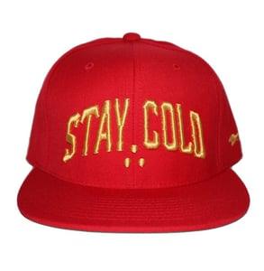 Image of Sixthree x Benny Blanko Stay Cold Snapback