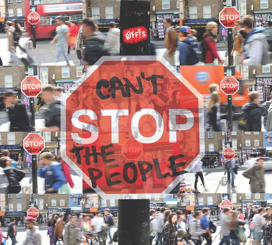 Image of Can't Stop the People