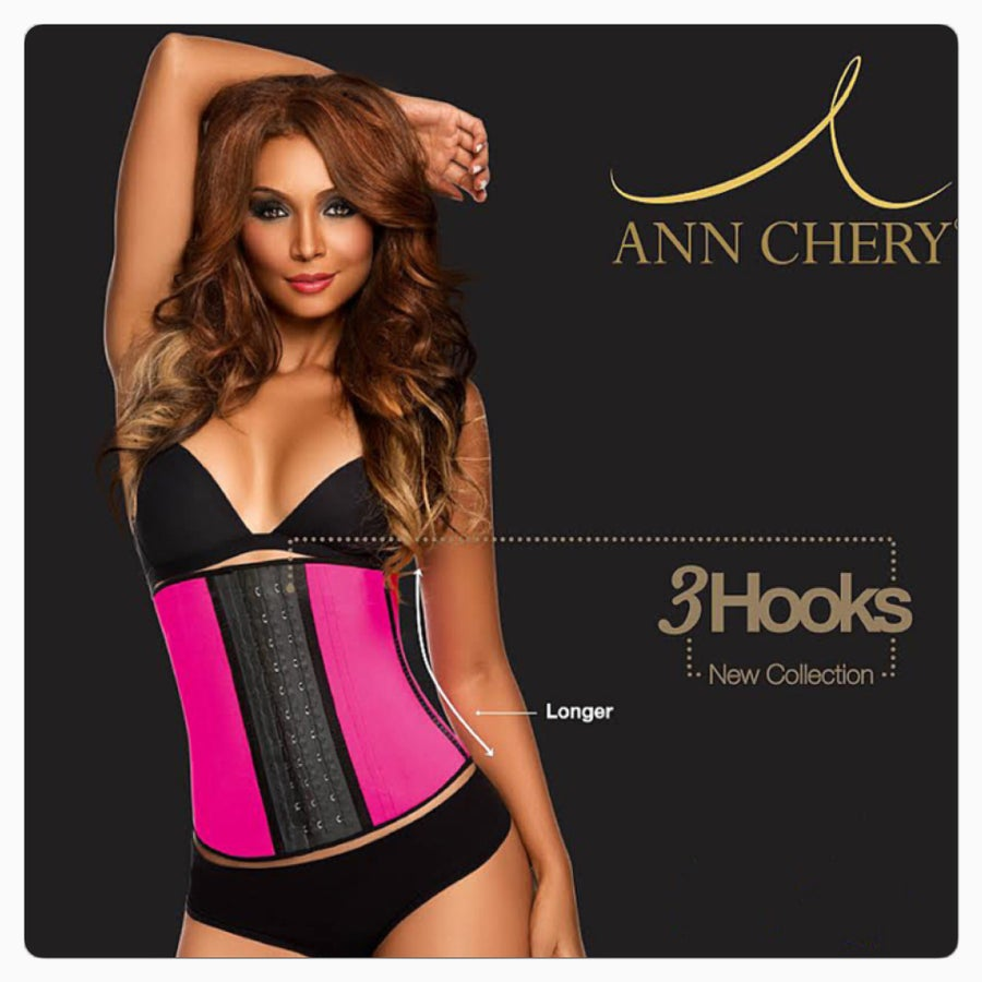 Image of Ann Chery 3 HOOK Work Out Cincher