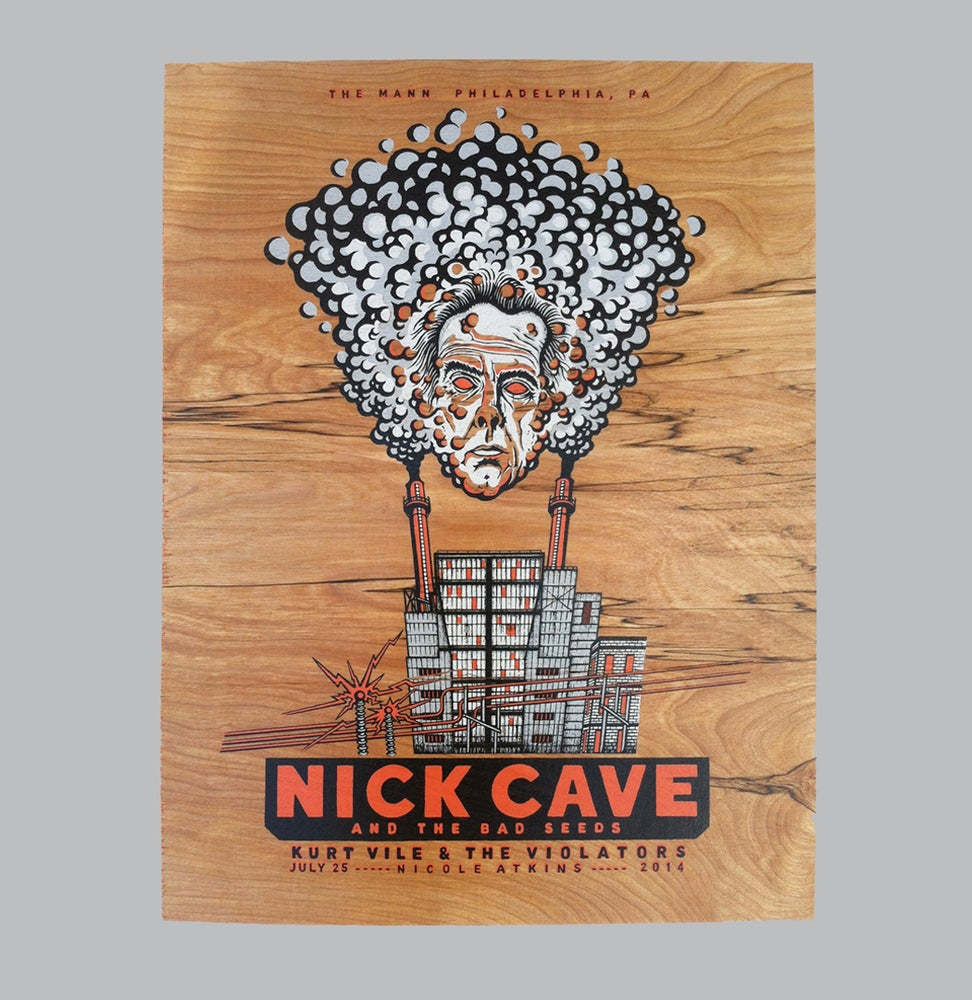 Image of Nick Cave - 7/25/14