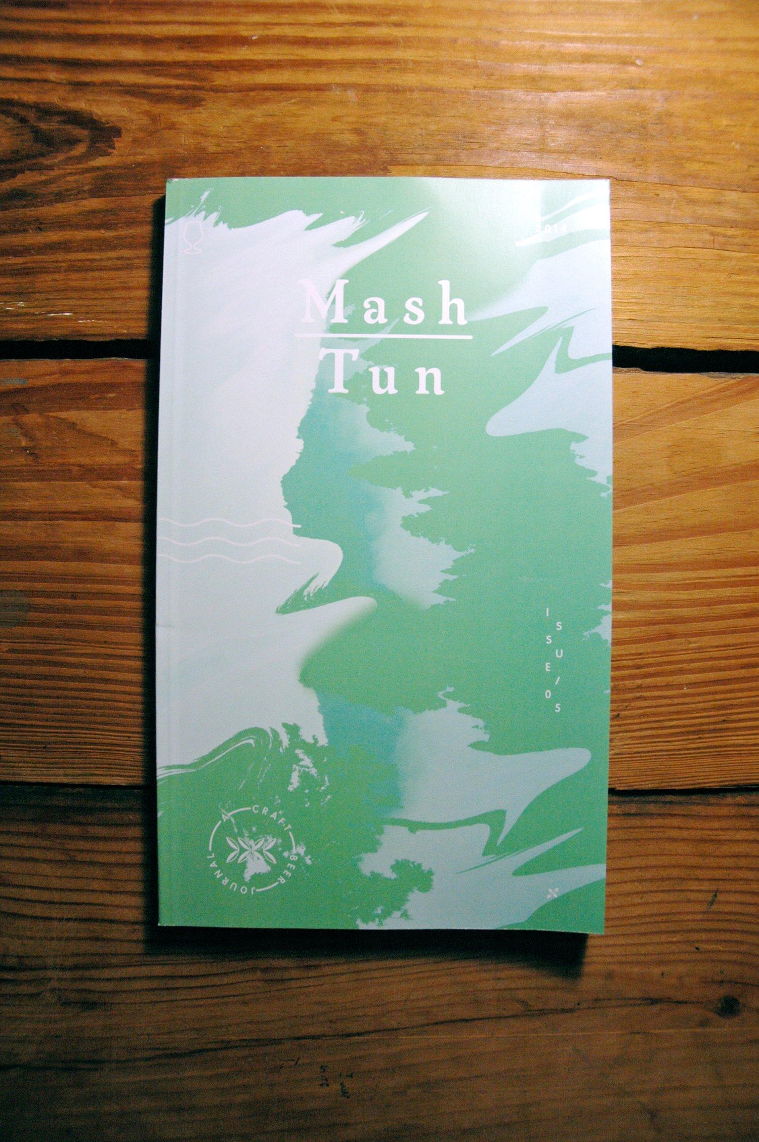 Mash Tun Journal  #5