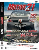 Image of Motive DVD #21 - 2014 Motive DVD Drag Battle and GT-R Challenge