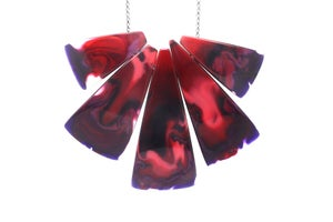 Image of Deep Cherry Toned Anvils
