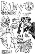 """Image of """"Riley Comix"""" Issue 1"""