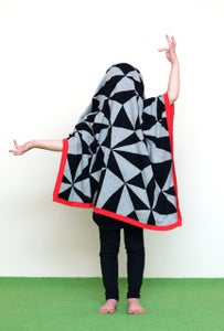 Image of Tangram Blanket