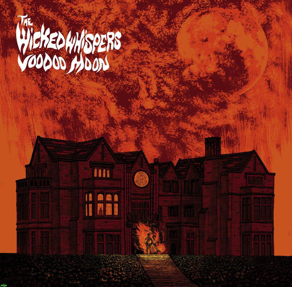 Image of The Wicked Whispers - Voodoo Moon