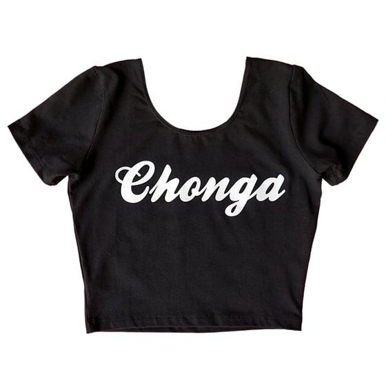 Image of CHONGA crop top