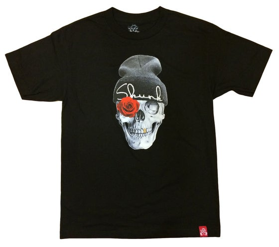Image of  Skull Tee |  BLACK
