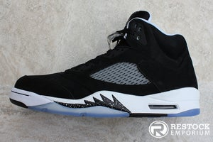 "Image of Air Jordan 5 Retro ""Oreo"""