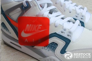 Image of NIKE Air Tech Challenge II QS - Clay Blue