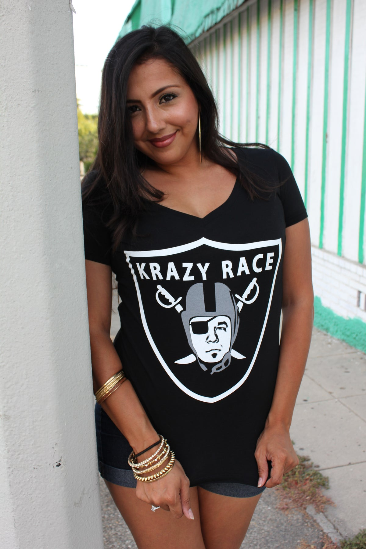 Image of Krazy Raider Shirt (Men & Womens)