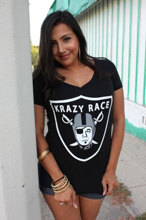 Image of Krazy Raider Shirt (Men & Womens)