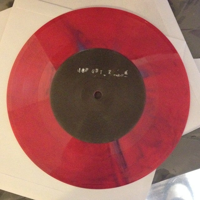Image of Four Live Songs - TEST PRESSING
