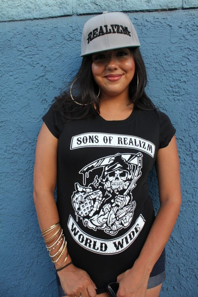 Image of Sons of Realizm Shirts (Mens & Womens)