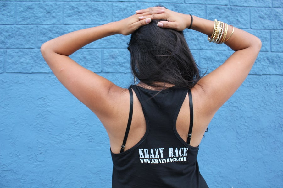 Image of Women's Racer back Tank Tops! (2 Designs Available)