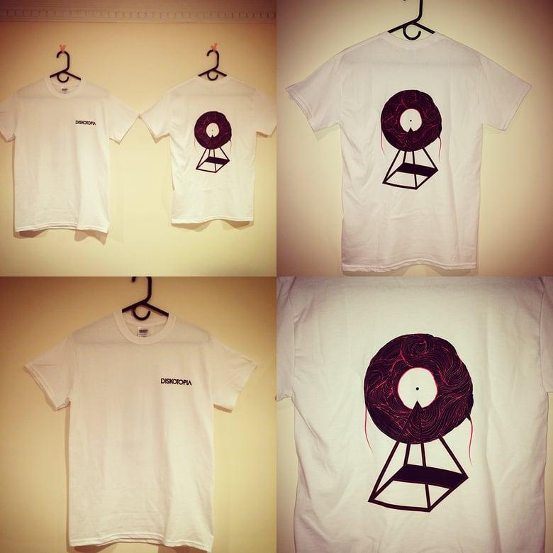 Image of Diskotopia T-Shirt: DSKTS001