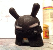 Image of DarkKnight resin dunny