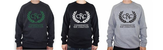 Image of Conservative Rap Coalition Windcheater
