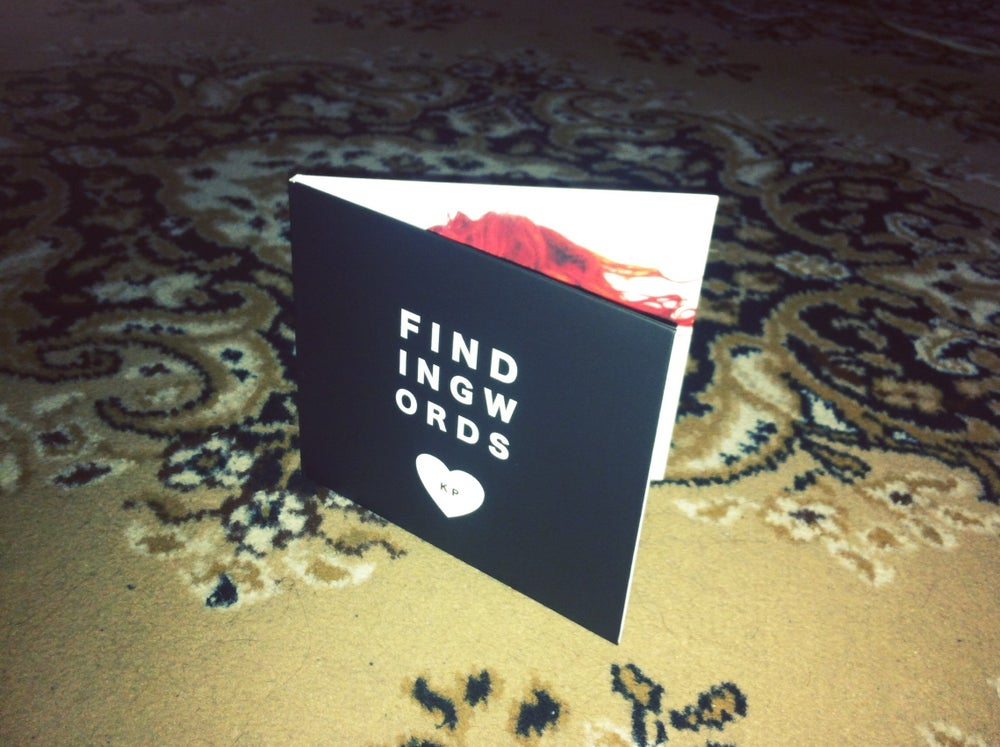 Image of Finding Words EP