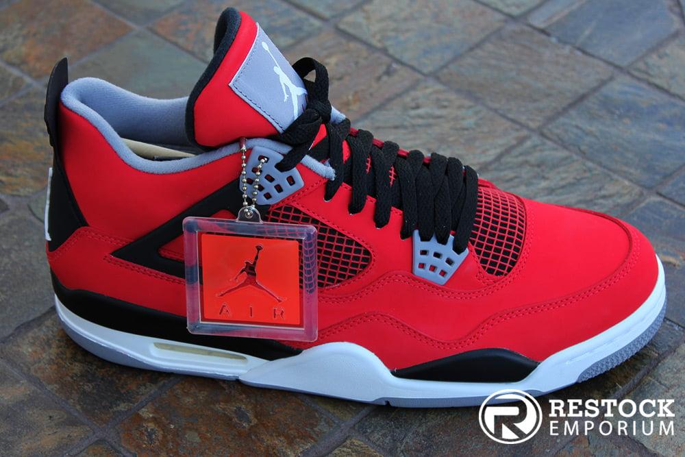 "reputable site bd89d 056f6 ... Image of Air Jordan 4 Retro ""Toro Bravo"""