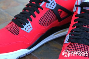 "Image of Air Jordan 4 Retro ""Toro Bravo"""