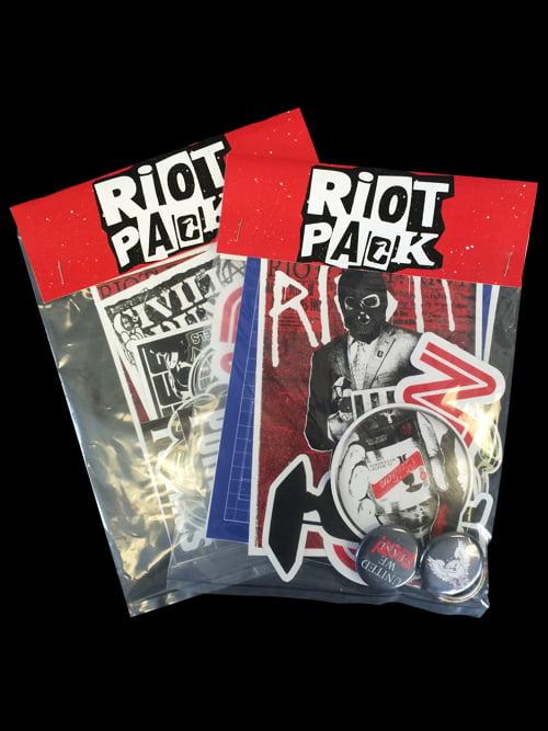RIOT Sticker PACK