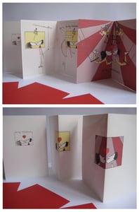 Image of 3 pack: Valentines Snog Cards