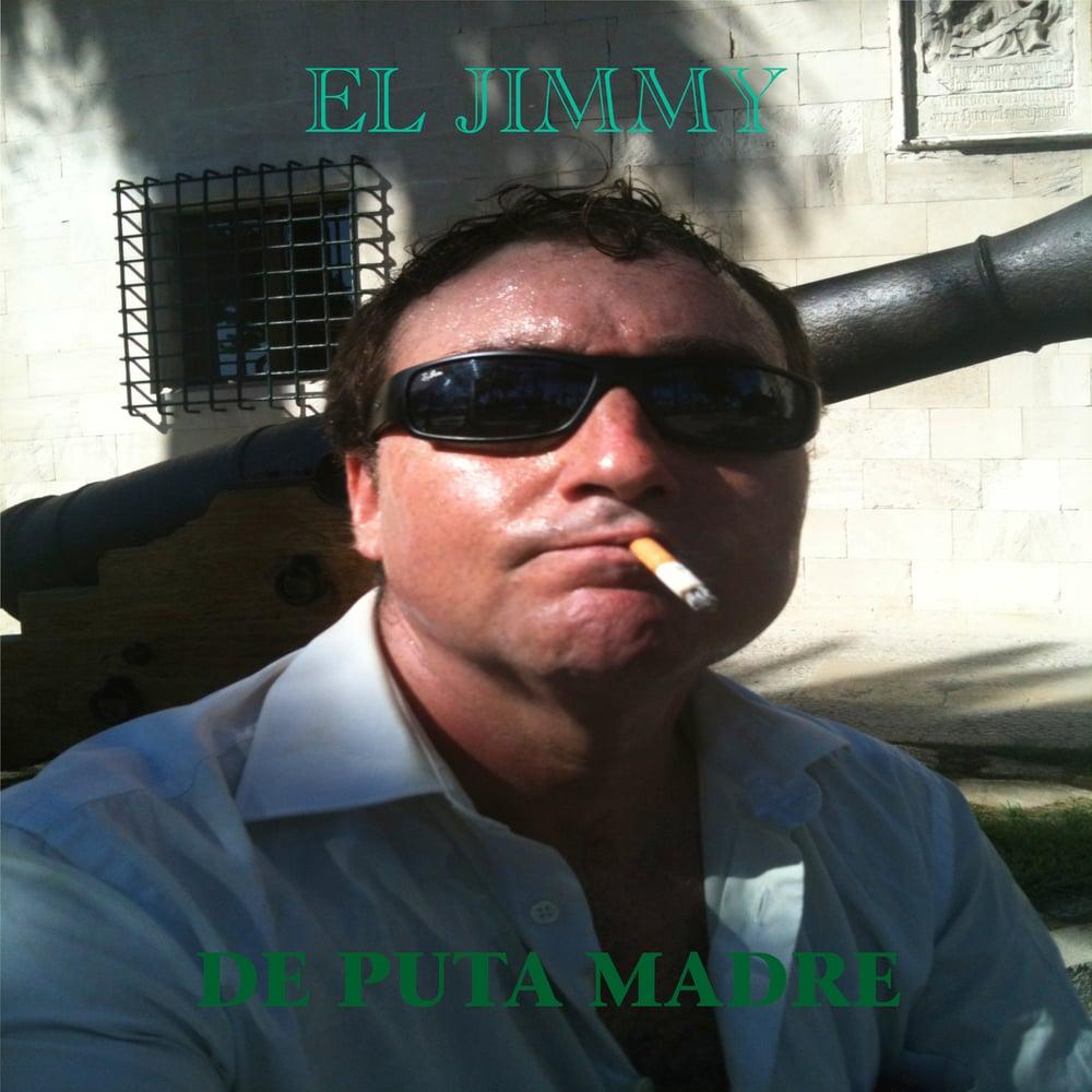Image of de puta madre cd ep