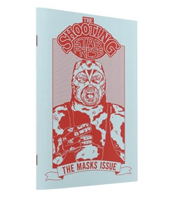 Image of The Shooting Star Press: The Masks Issue