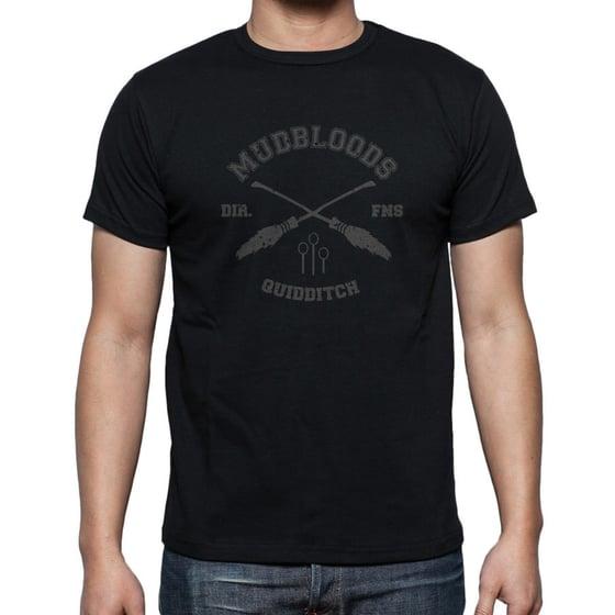 Image of Super-Limited Edition Black on Black Tshirt